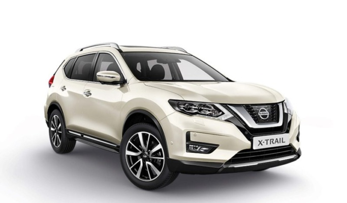 All New Nissan X-Trail