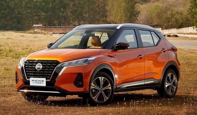 All New Nissan Kicks e-Power